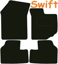 Deluxe Quality Car Mats for Suzuki Swift Hatchback 05-10 ** Tailored for Perfect