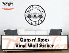 Guns n' Roses Rock Band Custom Vinyl Wall Sticker