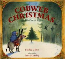 Cobweb Christmas: The Tradition of Tinsel-ExLibrary