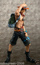 BNIB Mega House ONE PIECE POP.O.P NEO-DX Figure Portgas D.  ACE 10th LIMITED Ver