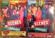 22911// SCENES DE MENAGES INTEGRALE SAISON 1 VOLUME 1  + 2  NEUF SOUS BLISTER