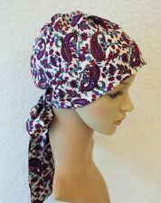 Head wear for hair loss,  bad hair day scarf, head snood, chemo head covering