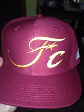 2016 Adidas NBA FINALS SNAPBACK HAT CLEVELAND CAVALIERS -IN HAND -Wine And Gold