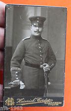 original Foto Hartkarton IR 79 Hildesheim Ärmelstreifen Gibraltar