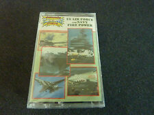 SOUNDS OF THE US AIR FORCE & NAVY RARE SEALED CASSETTE TAPE!