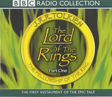 TOLKIEN - THE FELLOWSHIP OF THE RING BBC RADIO 4 FULL CAST GREAT NICK RARE