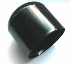 4 Pezzi Piede Grezzo Sedia-Cappelli con visiera interno ø 18mm Colore: Nero