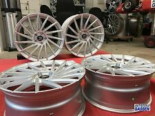 (115) 4x Alufelge Ultra UA9 8,5x19 silber Audi Seat Skoda VW Mercedes A4 S4 A5