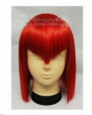 Popular COSPLAY Madam Red New Short Red Straight Party Wig Z74