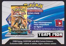 Lot 3 Codes Pokemon Online SOLEIL ET LUNE (Rapide Mail)