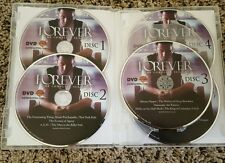 Forever: The Complete Series (DVD, 2016, 5-Disc Set) Ships First Class