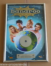 "Banaroo Platin Award ""Banaroo´s world"" 2006 - verliehen an Super RTL !"