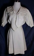 1920-30s Gibson Girl Style GIRL'S  DRESS 2 piece Sailor  Outfit  Dress