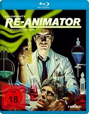 Re-Animator [Blu-ray](FSK 18 Sonderversand/NEU/OVP) Stuart Gordon