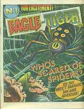 EAGLE & TIGER #184 British comic book September 28, 1985 Dan Dare VG+