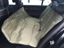 2 IN 1 AUTO SUV Van Sedile / CARGO COVER PET DOG viaggio Hammock RESISTENTE ALL' ACQUA