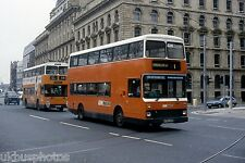 Greater Manchester- GM Buses 7001 Manchester 1991 Bus Photo