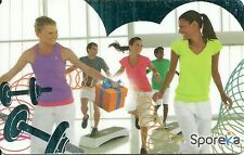 RARE / CARTE CADEAU : DECATHLON - GYM TONIC REMISE EN FORME MUSCULATION FITNESS