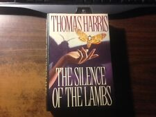 The Silence of the Lambs by Thomas Harris 1st/1st Hardcover w/ Dust Jacket 1988