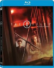 X-Files: The Complete Season 6 (2015, REGION A Blu-ray New)