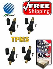 TPMS Rubber Valve TR20008 Set of 4 FORD CHRYSLER JEEP CADILLAC