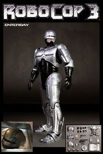 Enterbay HD Masterpiece RoboCop 3 Quarter Scale Collectible Figure Exclusive New
