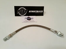 StreetRays [SR] Stainless Steel Braided Clutch Line For Nissan S13 / S14 240SX