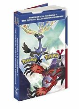 Pokemon X and Pokemon Y : The Official Pokemon Strategy Guide by Pokémon...