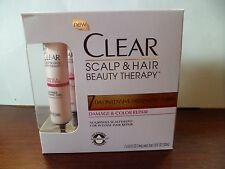 CLEAR Scalp & Hair Beauty Therapy 7 Day Intensive Treatment Damage Repair