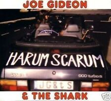 JOE GIDEON & The Shark harum scarum CD NEU ALTERNATIVE ROCK