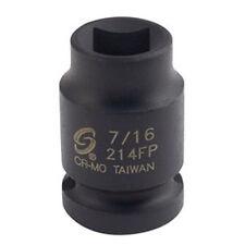"""Sunex 214FP 1/2"""" Dr. 7/16"""" Female Pipe Plug Socket"""