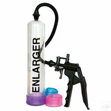 "** X Factor 12"" Vacuum Penis Pump with 3 Sleeves Impotence Erection Sex Aid  **"