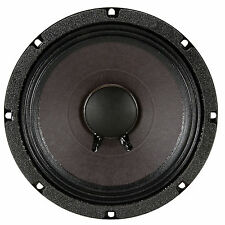 "Eminence Beta-8A 8"" Pro Audio Replacement Woofer Speaker 225Watts 8-ohms mint"
