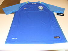 Team Brazil 2016 Federation Soccer Jersey Men's Stadium Away XXL Copa America