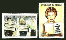 SENEGAL 1999 MNH 2v, Films, I Love Lucy, TV Comedy Series, Lucille Ball