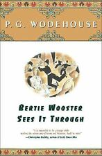 Bertie Wooster Sees It Through (A Jeeves and Bertie Novel)-ExLibrary