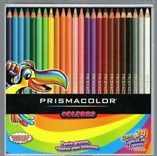Color Pencils Prismacolor Bundle 24 Colors Pack NEW