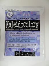 [CLAIROL] KALEIDOCOLORS TONAL POWDER BLEACH LIGHTENER DEVELOPER VIOLET 1 OZ