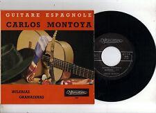 Carlos Montoya - Guitare Espagnole