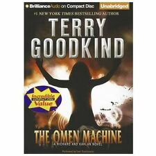 The Omen Machine (Sword of Truth Series), Goodkind, Terry