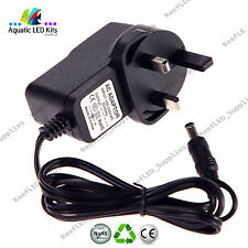 Replacement 6V AC-DC 1000mA 1A Adaptor Power Supply Plug 5.5 x 2.1 x 10 mm (UK)