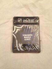 Toronto Maple Leafs NEW Hunter Coaster Set of 4 . NHL Hockey Drink Decor Gift