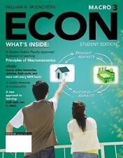 Engaging 4LTR Press Titles for Economics: Econ Macro 3 by William A....