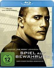 SPIEL AUF BEWÄHRUNG (Dwayne Johnson, Xzibit) Blu-ray Disc NEU+OVP