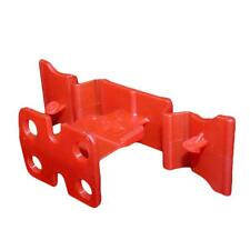 50Pcs/Pack Buckle Down Type Tile Leveling Spacer System Construction Tool Red