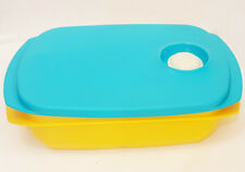 Tupperware Microwaveables Reheatable Divided Lunch Box (1L)