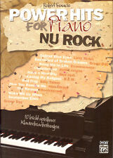 Power hits for PianoKids - Nu Rock - Klavier Noten - 9783933136398