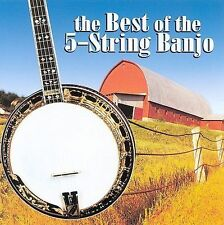 FREE US SH (int'l sh=$0-$3) NEW CD Best of the 5-String Banjo: Best of the 5-Str