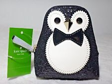 NWT Kate Spade New York Clifton Lane Penguin Coin Purse, Penguin
