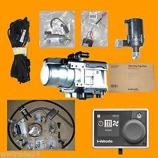 Standheizung Webasto Thermo Top EVO 5 Diesel + Uni-Bausatz + Uhr Multicontrol